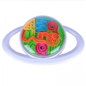 Игра головоломка Шар-лабиринт руль, Icoy Toys