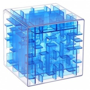 Игра головоломка Куб-лабиринт, First classroom