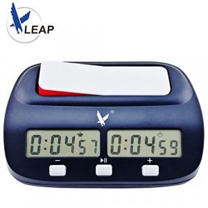 Часы шахматные электронные LEAP KK9908