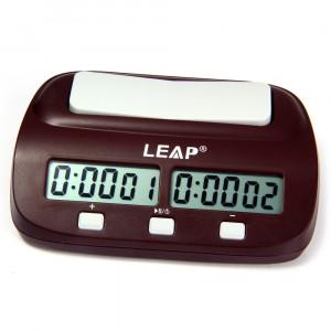 Часы шахматные электронные LEAP PQ9907S