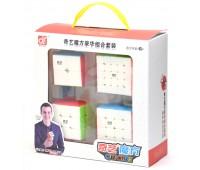 Набор QiYi MoFangGe Gift Box 2-3-4-5
